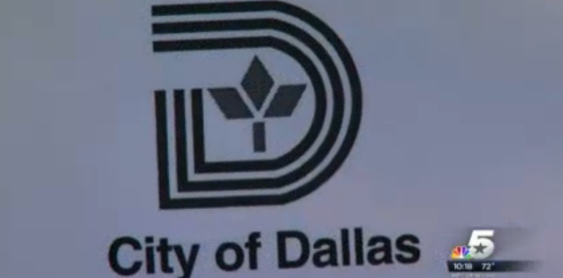 NBC 5 did a report on the City of Dallas' logo appearing on the SLWA solicitation.