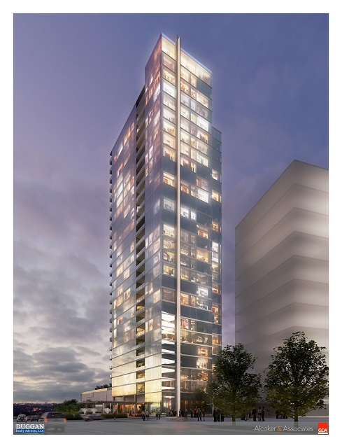 Windrose Tower at Legacy West
