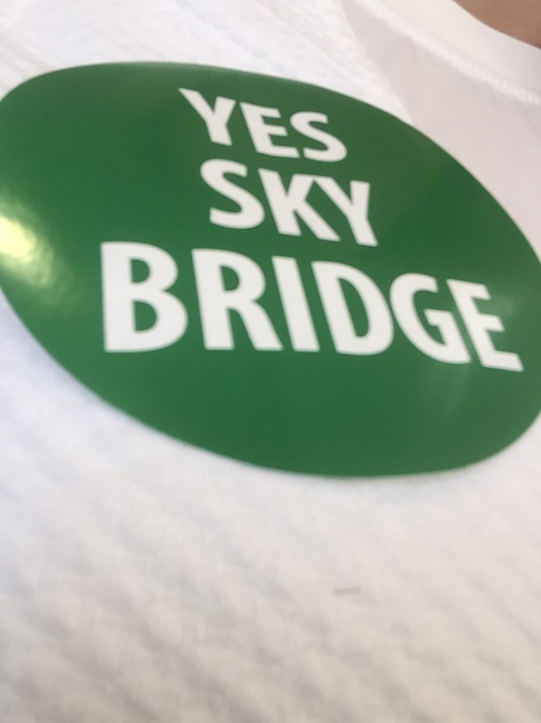 Yes Sky bridge