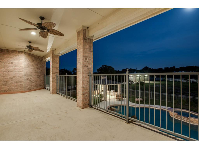 1222 Appaloosa Ct Balcony