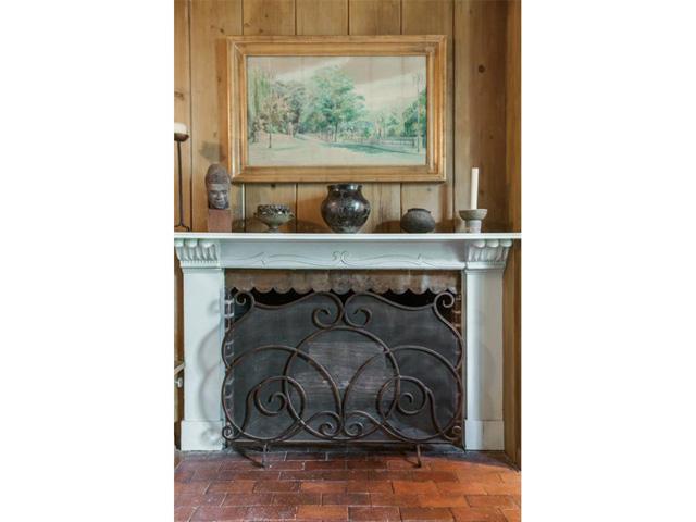 1920 W. Colorado closeup fireplace