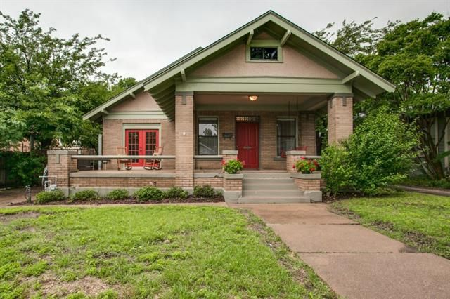 Oak Cliff Craftsman