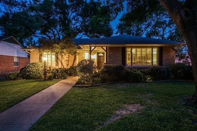 Old Lake Highlands Midcentury