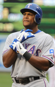 Adrian Beltre (Photo: Wikipedia)