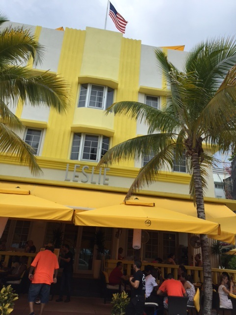 Leslie Beach Hotel