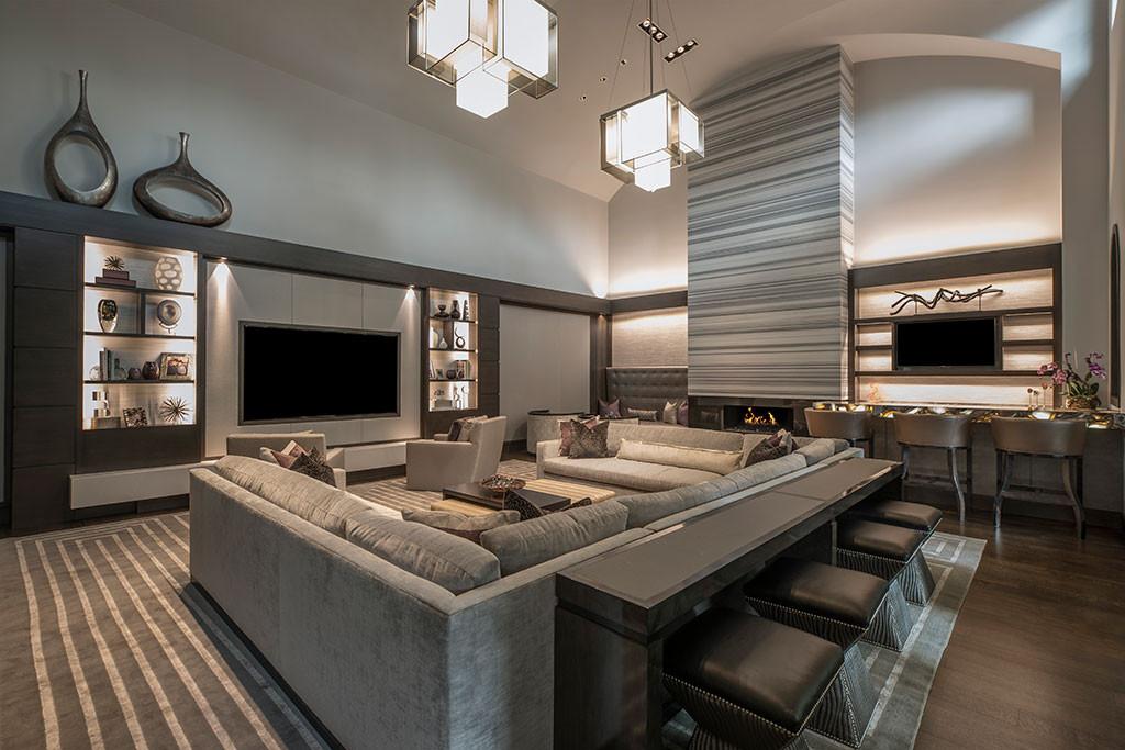 Best LR over $1 million Desco Fine Homes