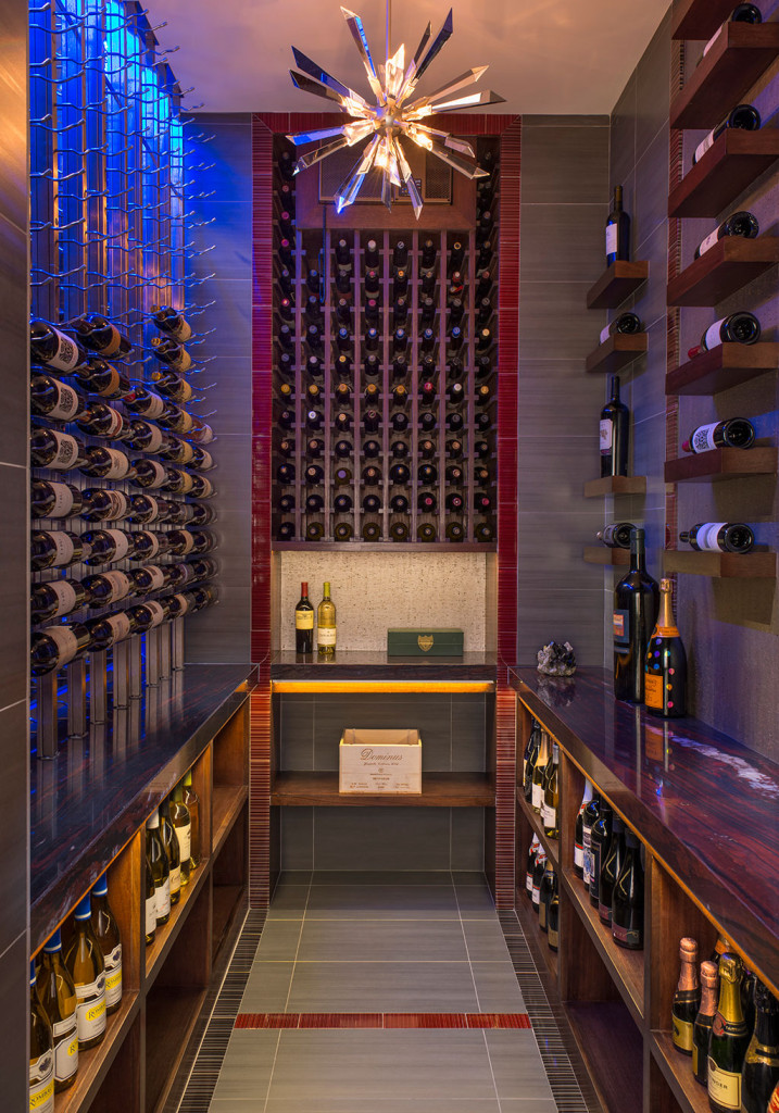 Best Wine Room | Desco Fine Homes