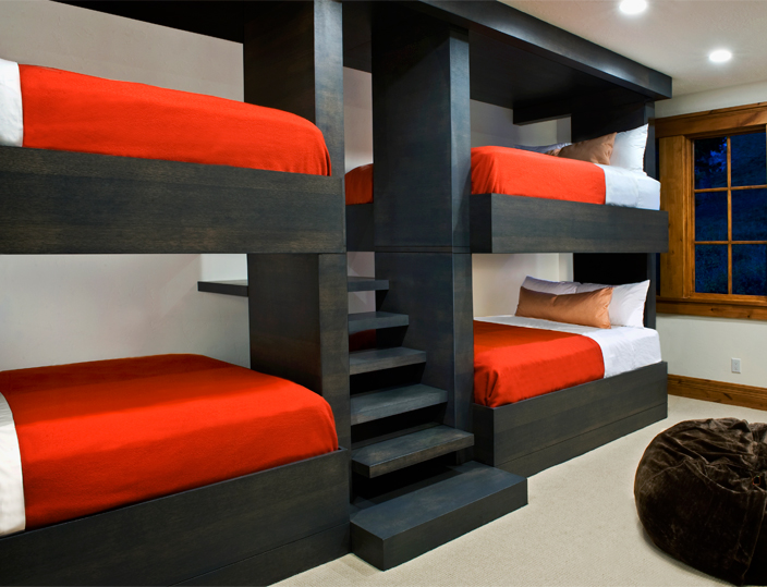 Alder and Tweed: Bunk Beds For The Stars