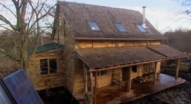 Built by Hand Woodsman's Cabin