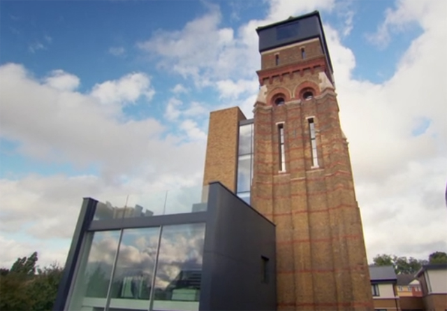 Grand Designs: Victorian Water Tower Conversion in London
