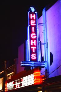 Heights Theater Houston