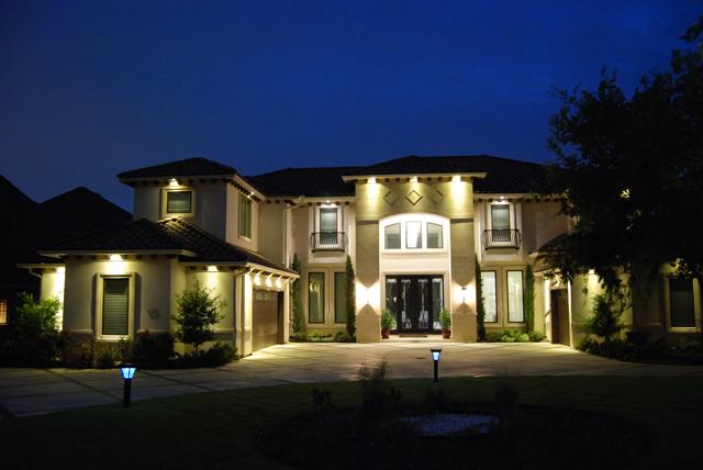 NorthStar Custom Homes' Potluri Residence was also an award-winning design.