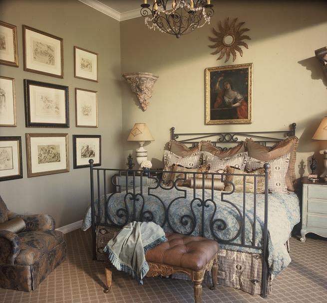 Margaret Chambers Turtle Creek master bedroom