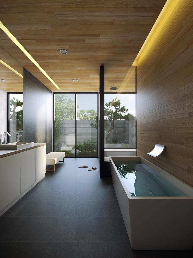 """Bauhaus Custom Homes' plans for The Jetsetter took the award for """"Best Conceptual Design."""""""