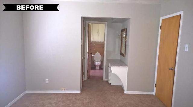 6229 N Jim Miller Rd bedroom BEFORE