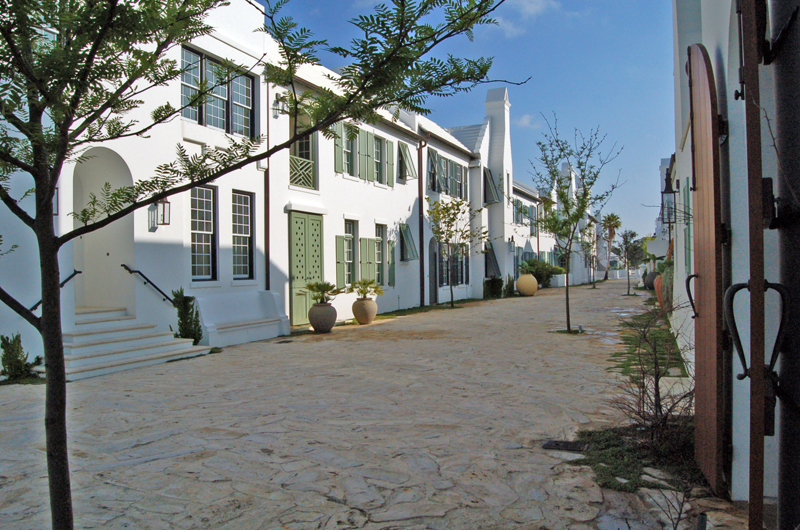 Street view in Alys Beach