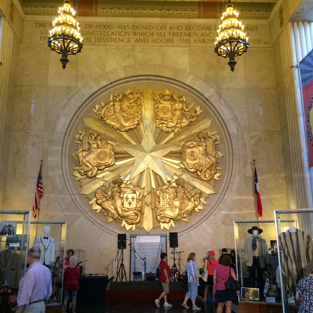 Hall of State Small