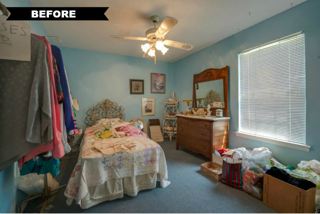 3233 Dothan bedroom before