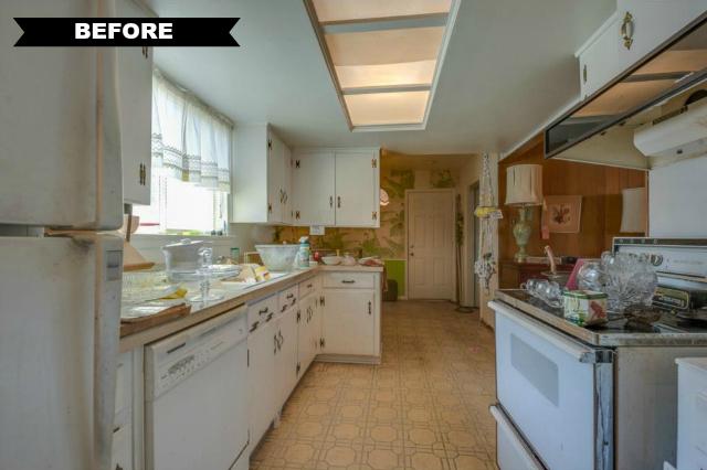 3233 Dothan kitchen before B