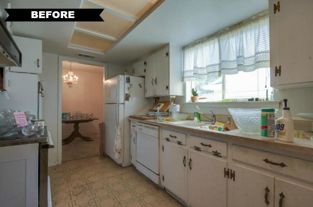 3233 Dothan kitchen before