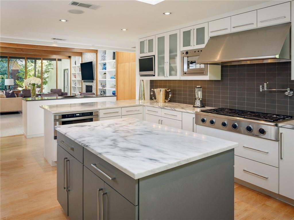 Contemporary Home, 6722 Norway Road, Dallas, Texas
