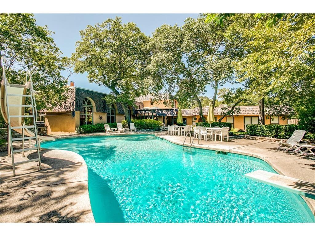 8740 Canyon drive pool