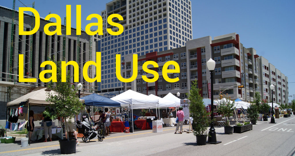 Dallas Land Use