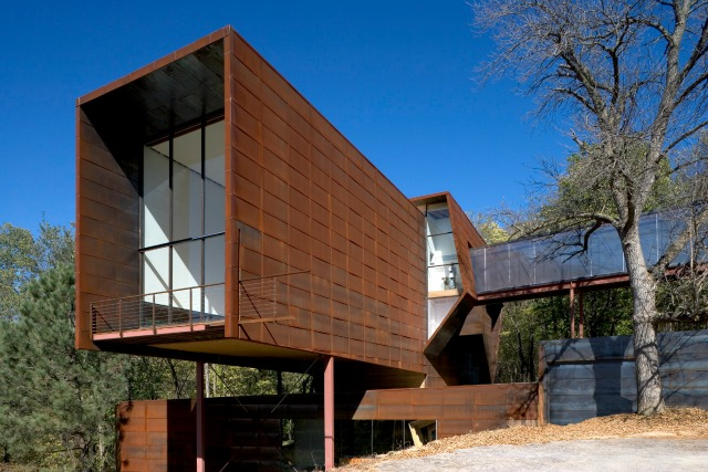 Laboratory House by Randy Brown Architects. Photo: Randy Brown