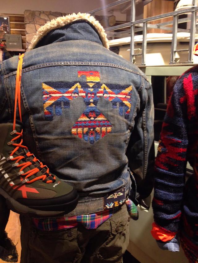RRL Jacket at Anteks Curate