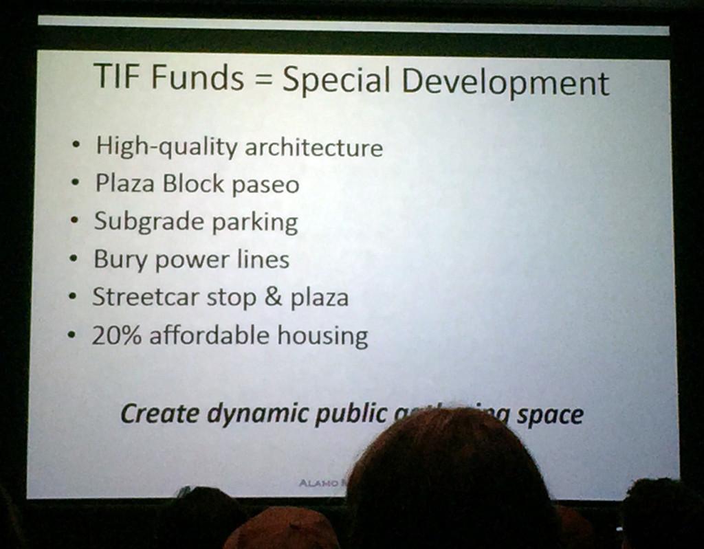 TIF Funds