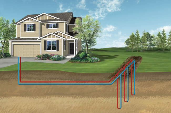 Geothermal HVAC Uses the Earth to Maintain Comfort