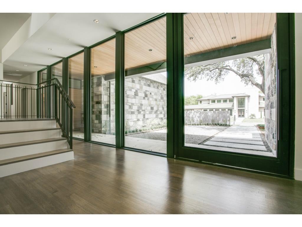 woodson foyer
