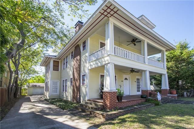 oak cliff income property
