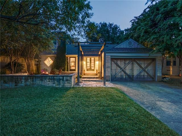 dallas open houses search