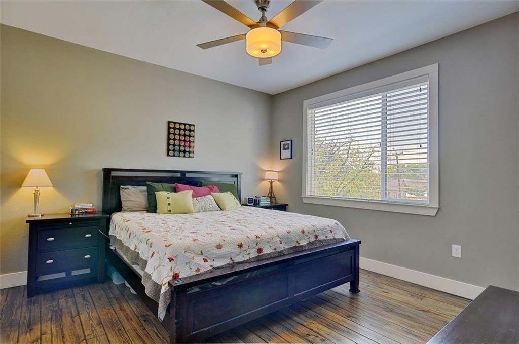 May Street bedroom