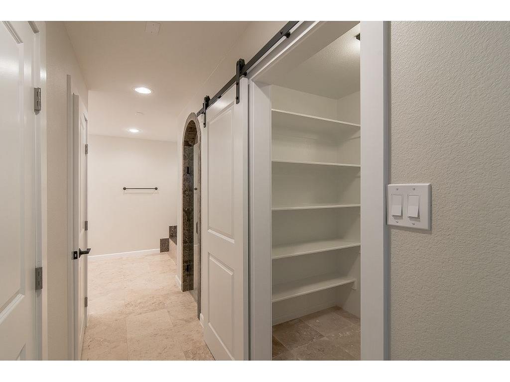 Northview master closet