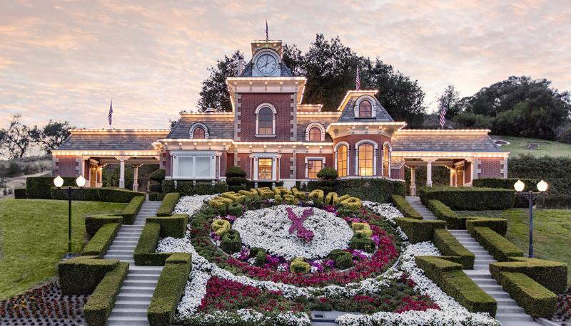 Neverland gardens