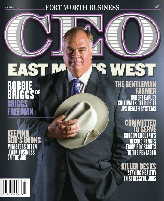 Robbie FW CEO Mag