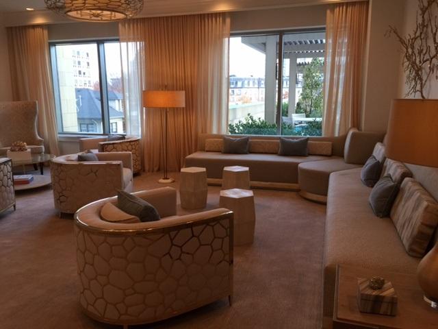Stoneleigh ballroom lounge