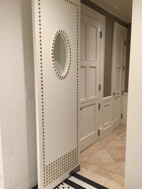 Stoneleigh padded doors