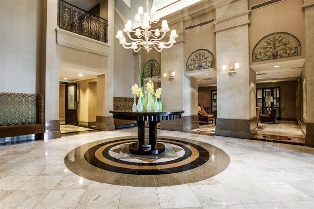 3401 Lee Parkway lobby