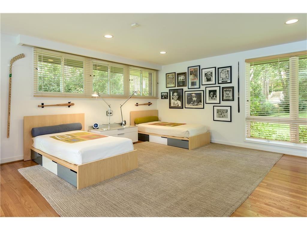 4605 Watauga bedroom 1