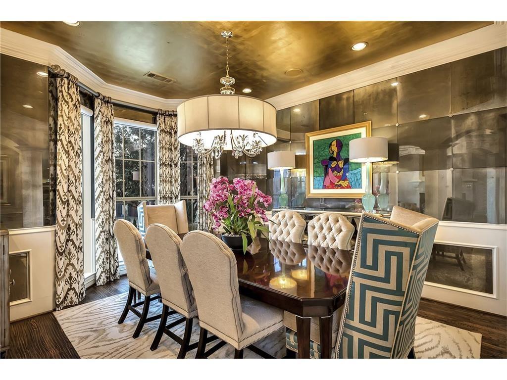 5504 Burkett Dining Room