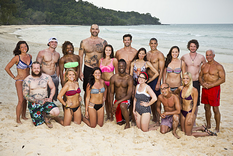 Alecia Holden Survivor Team