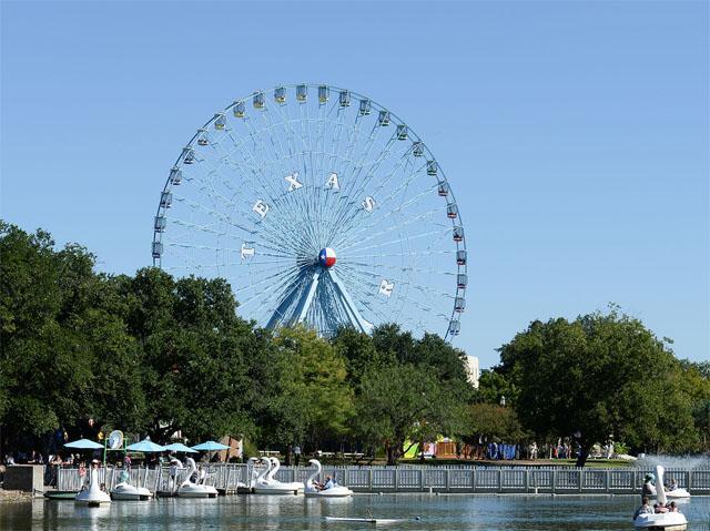 Fair Park Ferris Wheel SM