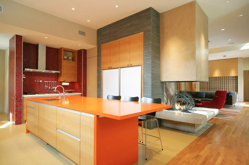 Domiteaux + Baggett Architects, PLLC. Photo: Terri Glanger Photography