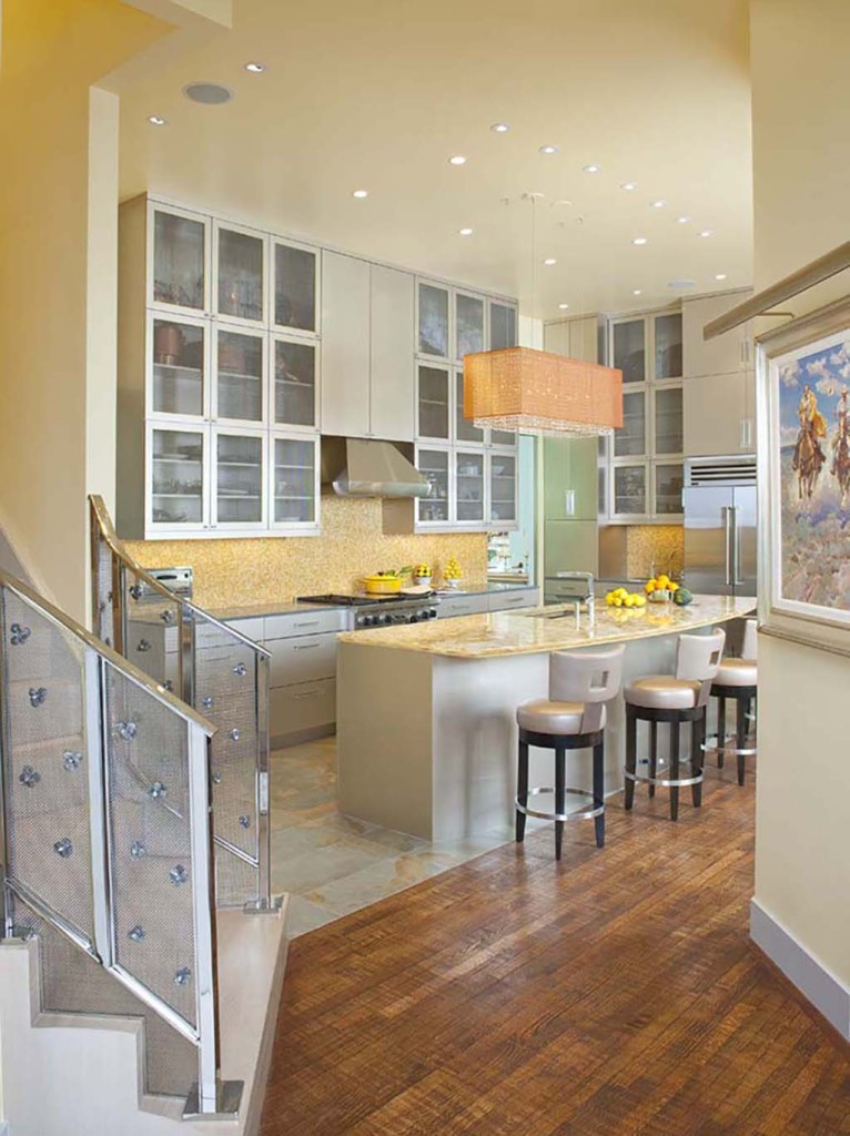 Mary Anne Smiley Interiors LLC. Photo: Dan Piassick