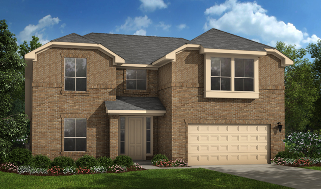 The 127 single-family homes at Legacy West will be built by Scott Felder Homes. (Image: Scott Felder Homes)