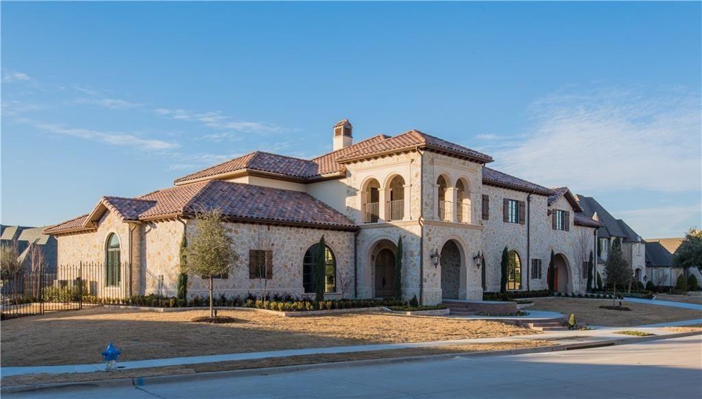 Bella Custom Homes Unveils Latest Frisco Masterpiece 6923