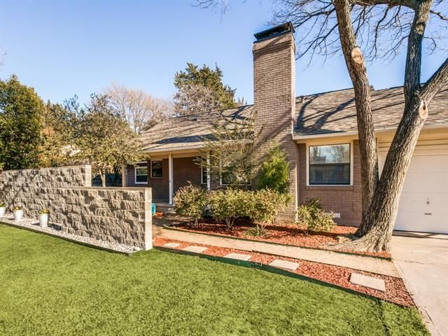 casa linda dallas homes for sale